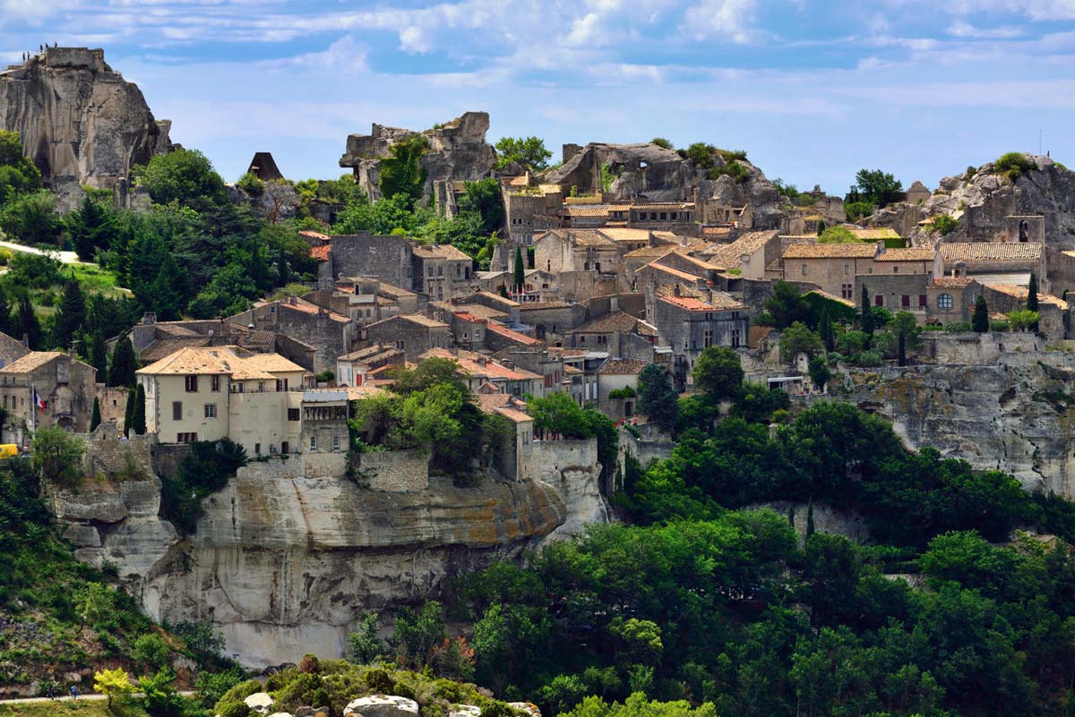 Les alpilles syndicat d 39 initiative marseille tourisme for Distance marseille salon de provence