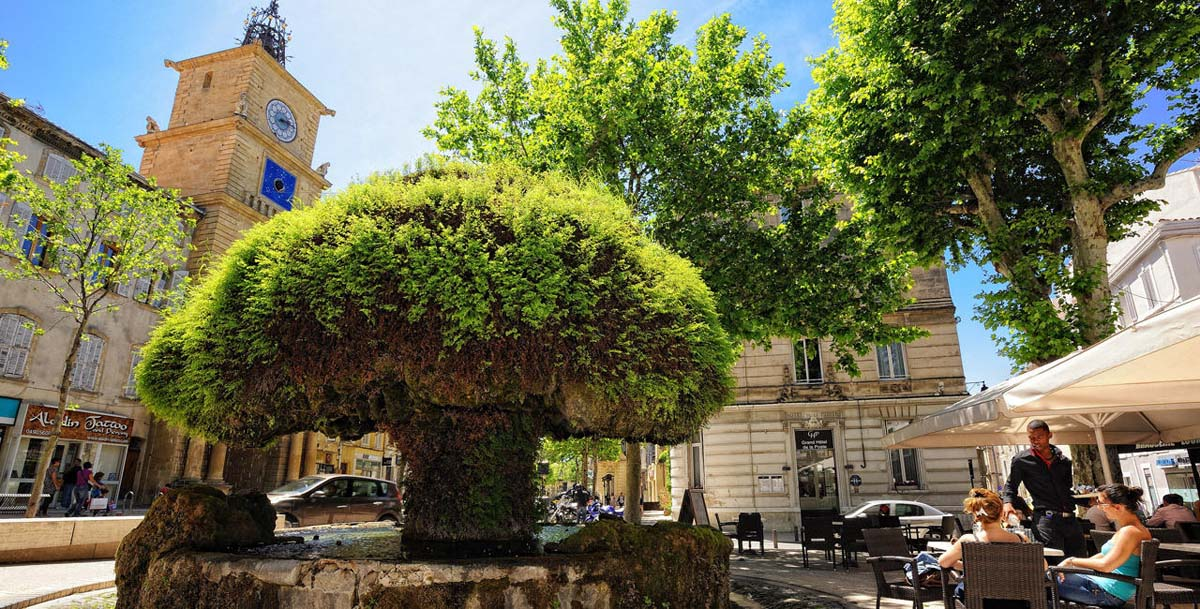 Aix en provence syndicat d 39 initiative marseille tourisme - Journee des associations salon de provence ...