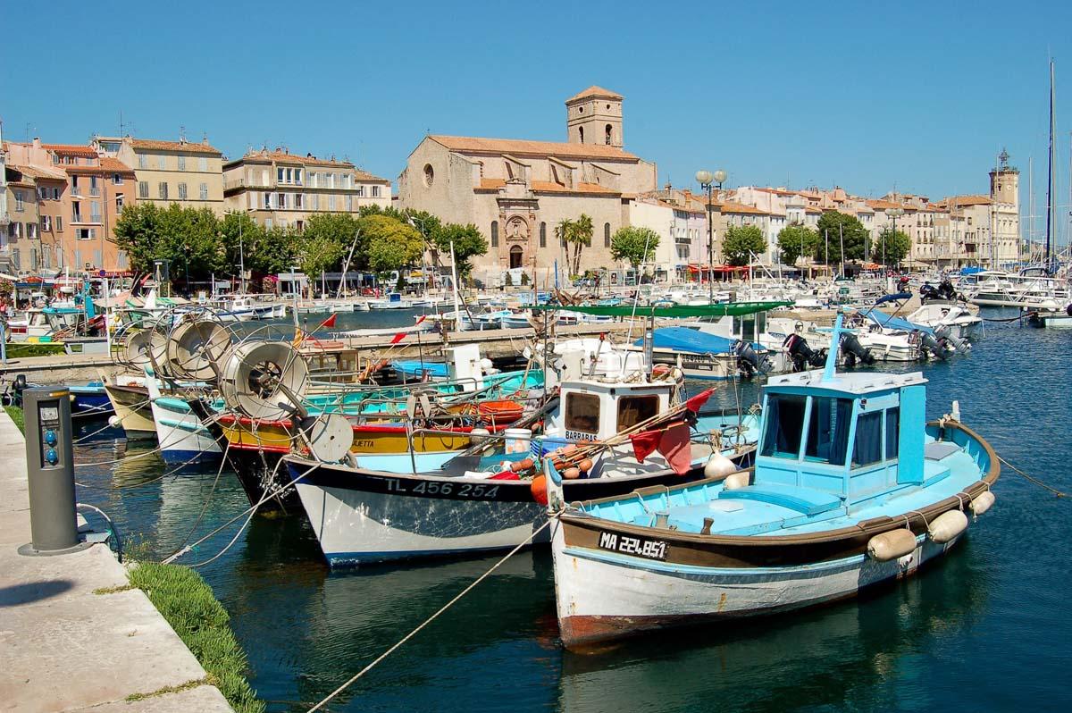 La ciotat syndicat d 39 initiative marseille tourisme - Restaurant port la ciotat ...