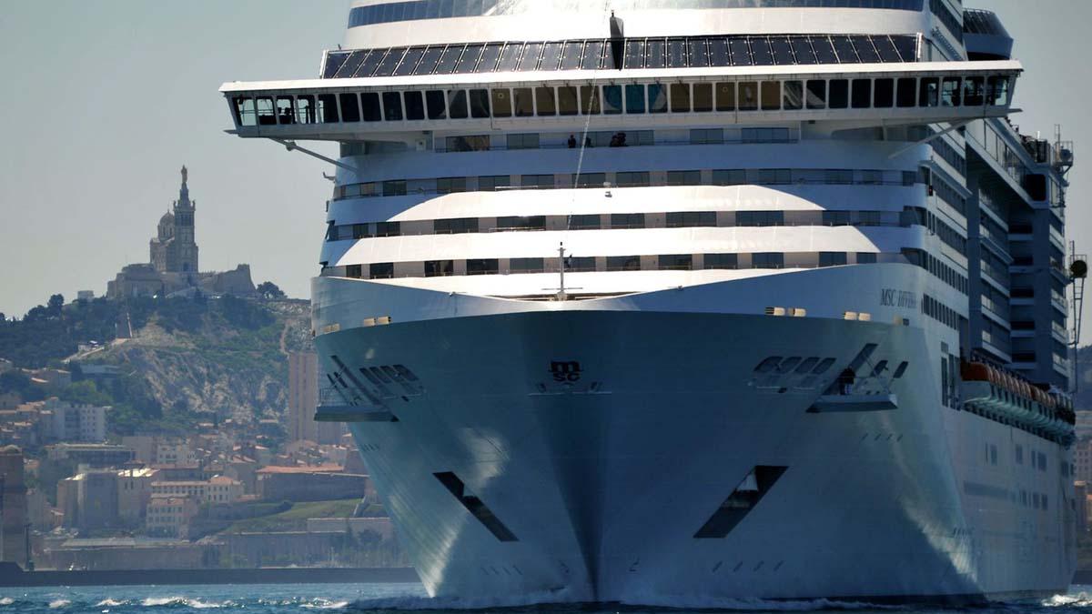 Capitale Croisières Syndicat DInitiative Marseille Tourisme - Parking port de marseille croisière