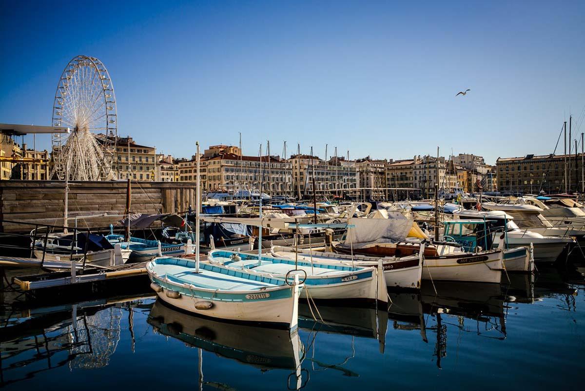 Marseille en images syndicat d 39 initiative marseille tourisme - Distance entre marseille et salon de provence ...