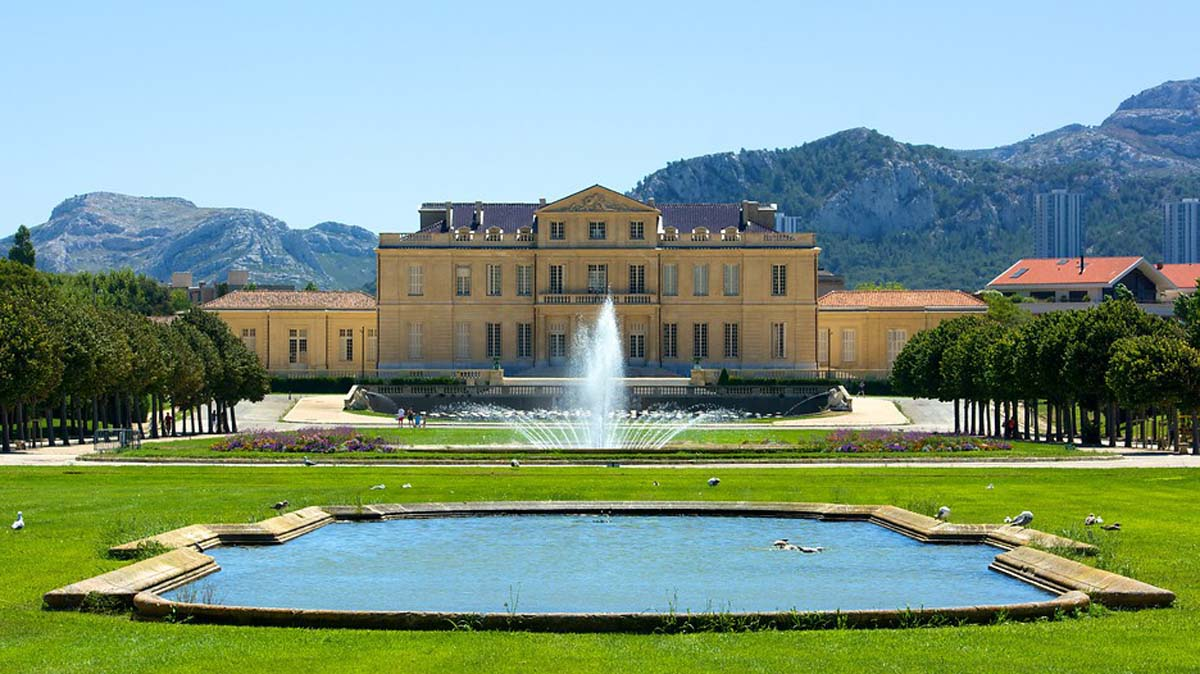 Parc et jardins syndicat d 39 initiative marseille tourisme - Parcs et jardins de france ...