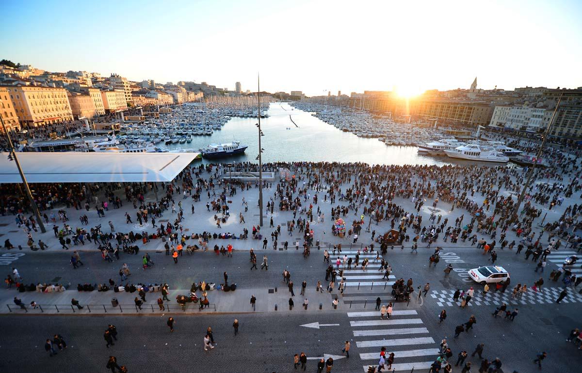 Visiter le vieux port de marseille syndicat d 39 initiative for E parking marseille